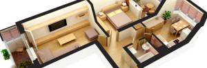 Оформление проекта перепланировки квартиры
